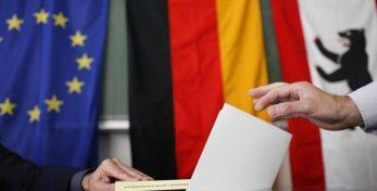 γερμανικές εκλογες