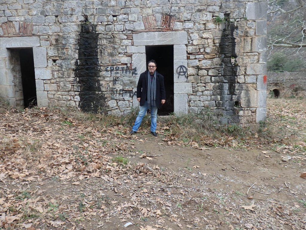 Λαμία, παλιό υδραγωγείο